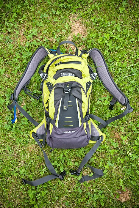 f2d44f0ed9f06 Camelbak przygotował w tegorocznej kolekcji plecak nie do zdarcia, nawet  dla wymagającego rowerowego turysty! Pod nazwą Mule NV kryje się drogi, ...
