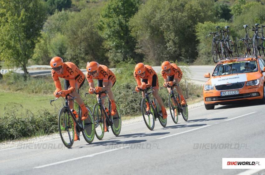 0388847a CCC Sprandi na Milan – Sanremo / Sport / Bikeworld.pl