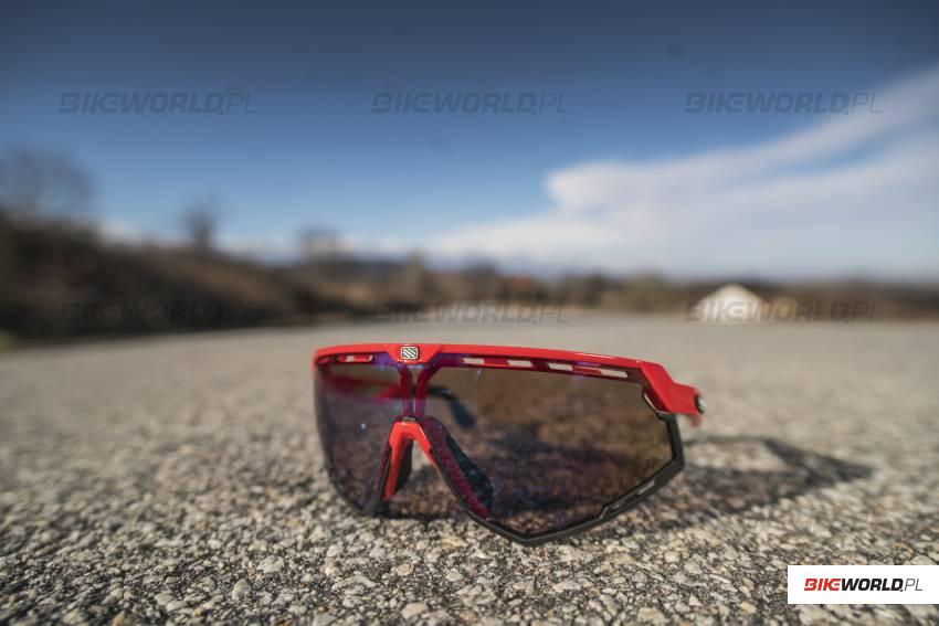 eb77f2ebafa Test: Okulary fotochromowe Rudy Project Defender Strona 1 z 2 ...