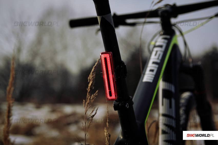 Wydruk Test Nowe Oświetlenie Rowerowe Od Prox Testy I