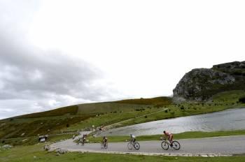 Trasa 70. Vuelta a Espana - portal.bikeworld.pl